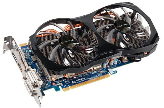 Gigabyte GTX 660 OC version