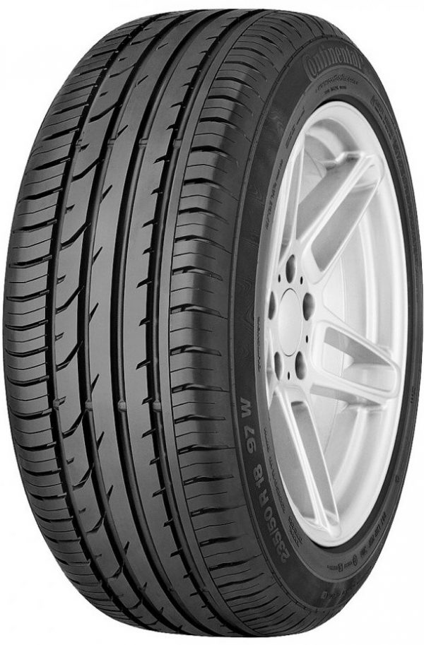 Continental Contact 5 195/65 R15 91V letní pneu