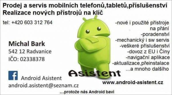Android Asistent