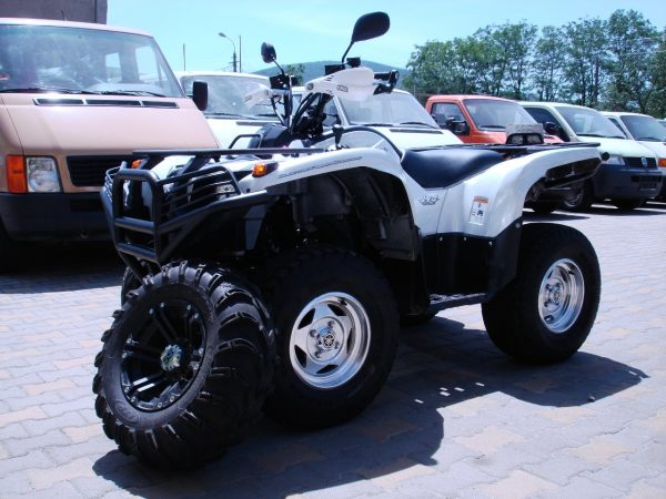 Yamaha YFM 700 Grizzly 2011