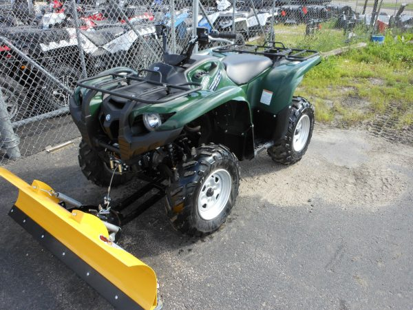2011 Yamaha Grizzly 550 4x4
