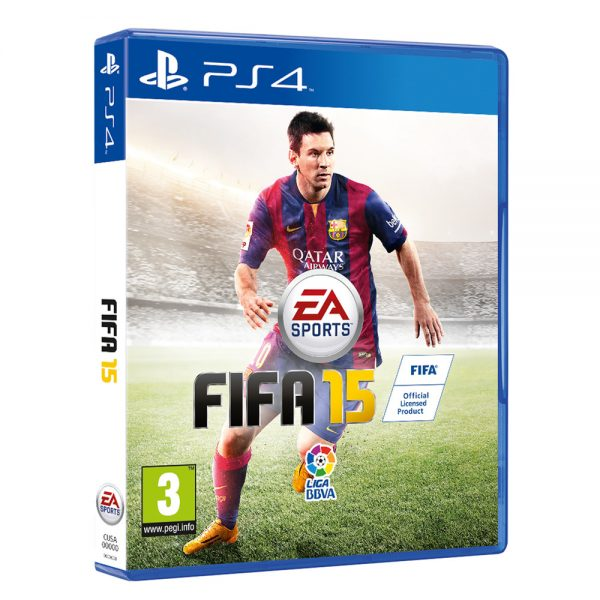 FIFA 15 na Playstation 4