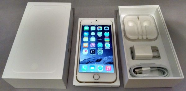 Apple Iphone 6 and 6 plus 16,64,128gb