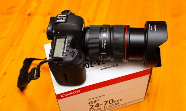 Canon 5D Mark III & Canon 5D Mark II