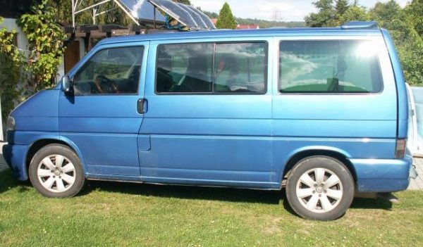 VW Multivan T4, 2,5 TDI, 4 x 4